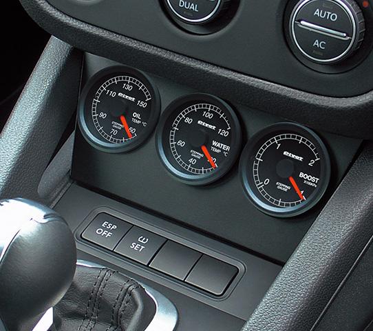 VW 専用 3連メーター