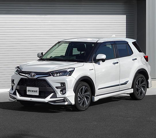 POWER DRIVE for TOYOTA・DAIHATSU・SUBARU